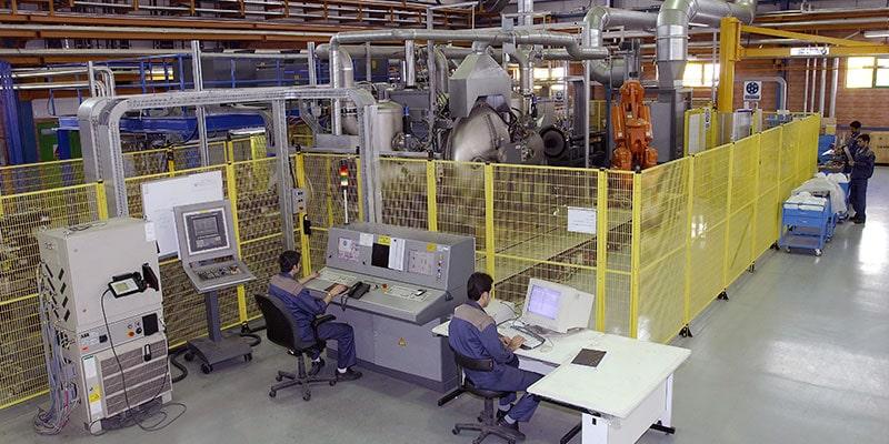 اتوماسیون صنعتی در کارخانه جات