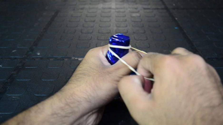 آموزش ساخت لامپ UV