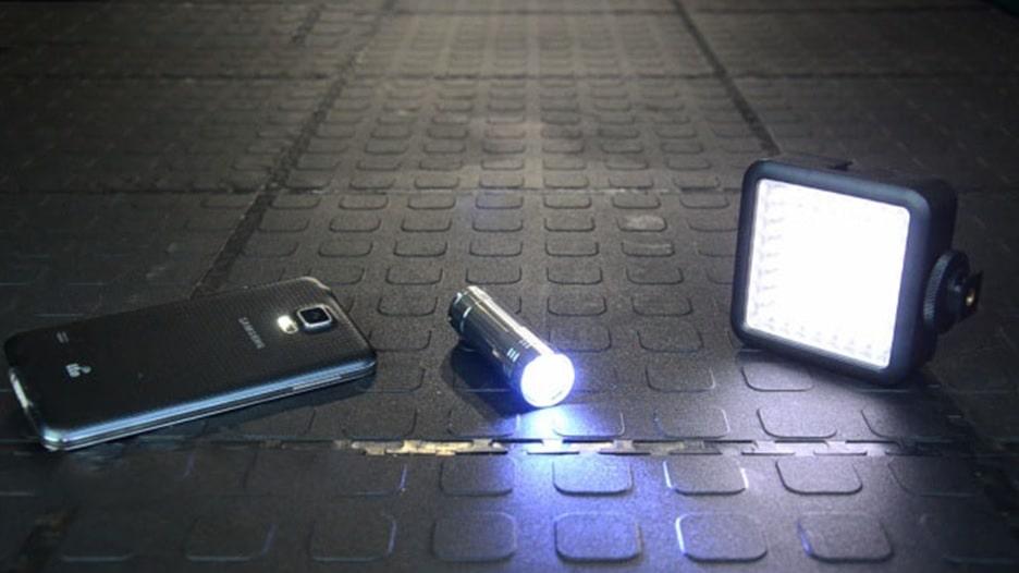 وسایل مورد نیاز جهت ساخت لامپ UV